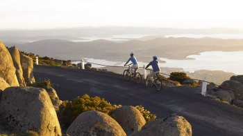 Mount Wellington Bicycle Descent