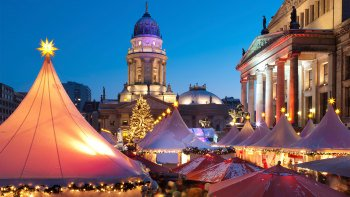 Christmas Markets Half-Day Walking Tour