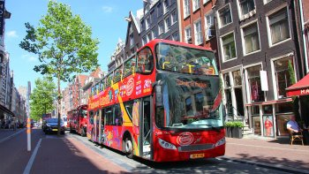Hop-On Hop-Off Bus Tour & Attraction Tickets