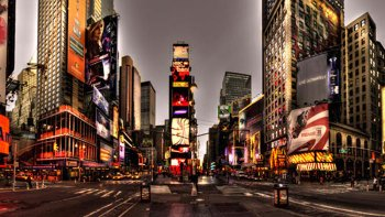 The Big Apple in Lights: Evening Sightseeing Tour