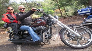 Harley Tour of New South Wales South Coast