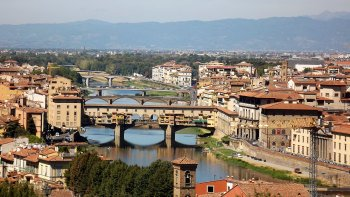 Shore Excursion: Self-Guided Tour of Florence & Pisa