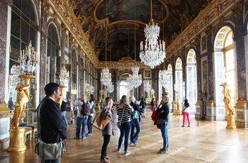 VIP Half-Day Palace of Versailles Secret Rooms & Passages Tour