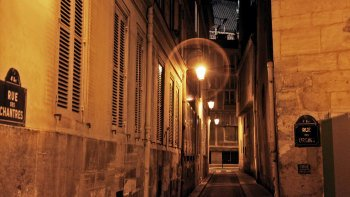 Secrets & Mysteries of Paris by Night