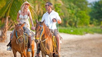 Beach & Trail Horseback Ride