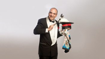 Hank Rice Comedy & Magic Show