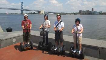 Philly Segway Adventure Tour