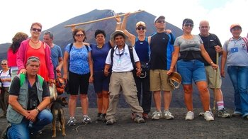 Pacaya Volcano Hike & Thermal Baths Tour from Guatemala City