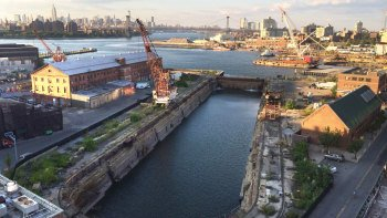 Brooklyn Navy Yard: Past, Present & Future Tour