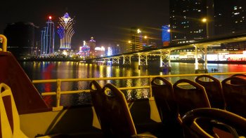 Open-Top Bus Night Tour
