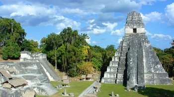 Tikal Day Tour by Air from Antigua Guatemala
