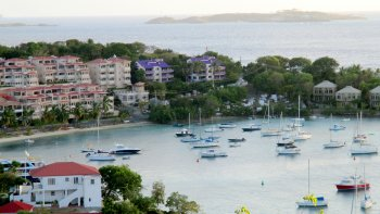St John Island Sightseeing Tour from St Thomas