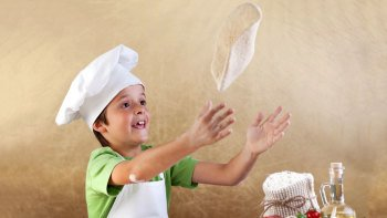 Pizza-Making Class for Kids & Family