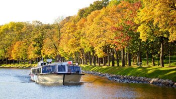 Royal Canal Boat Tour