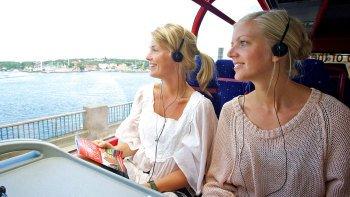 ,Tour por Estocolmo,Tour en autobús