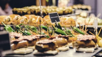 Pintxos Bar Crawl