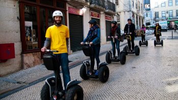 Small-Group Lisbon Segway Tour with Local Food & Drink Tastings