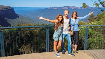 4-Day Sydney and Blue Mountains Tour