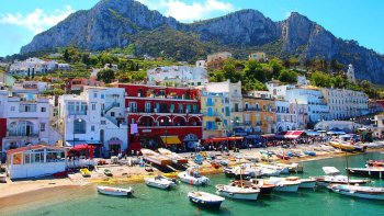 Capri Island Full-Day Tour