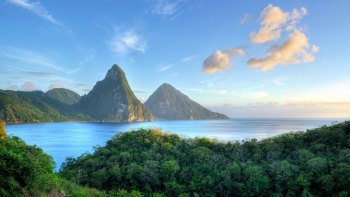 Tout Bagay Catamaran Cruise & Tour to Soufriere