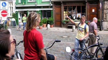 Guided City Bicycle Tour