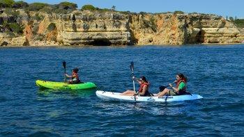 ,Kayak y Snorkel