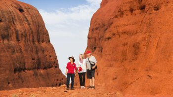 3-Day Red Centre Sights & Sounds Tour
