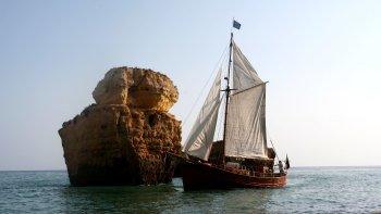 ,Crucero por la costa de Lagos