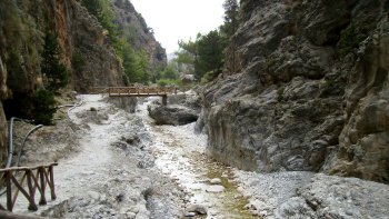 Imbros Gorge Walking Tour