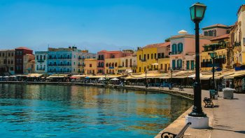 Private Half-Day Sightseeing Chania Walking Tour