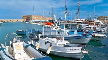 Private Half-Day Sightseeing Heraklion Walking Tour