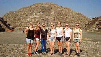 Small-Group Mexico City Markets & Teotihuacan Pyramids Tour
