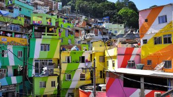 Small-Group Favela Tour