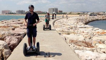 Vilamoura & Quarteira Seaside by Segway