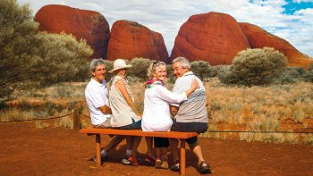 4-Day Alice Springs and Uluru Discovery Tour