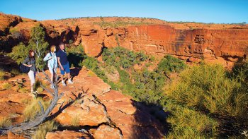 5-Day Alice Springs, Uluru & Kings Canyon Adventure Tour