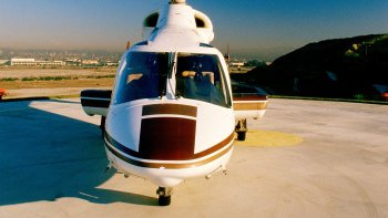Celebrity Homes Helicopter Tour