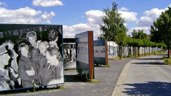 ,Visita privada,Muro de Berlín
