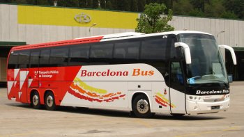 Shared Coach - Barcelona Airport (BCN) to Girona Airport (GRO)