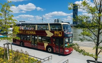 Vienna Hop-On Hop-Off Bus Tour