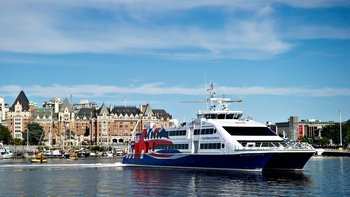Cruise to Seattle via the Victoria Clipper