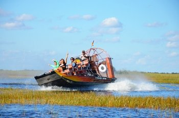 Everglades Airboat Adventure Tour