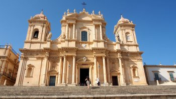 Full-Day Tour of Syracuse's Ancient Ruins, Ortygia & Noto