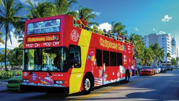 Hop-On Hop-Off Bus Tour & Attraction Packages