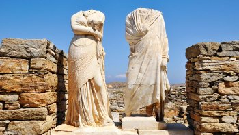 Private Shore Excursion: Mykonos to Delos Tour
