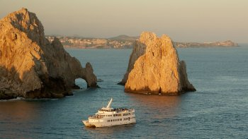 Caborey Sunset Dinner Cruise with Live Music & Buffet