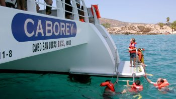 Caborey Snorkelling Tour with Lunch & Open Bar