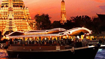 Banyan Tree's Apsara Dinner Cruise