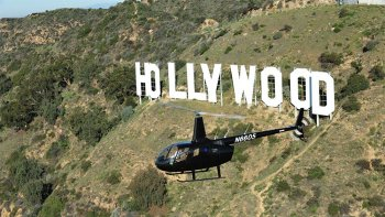 Hollywood Celebrity Helicopter Tour