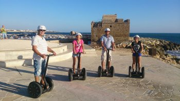 City Highlights Tour by Segway